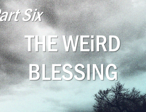 "8-26-2018 ""The Weird Blessing"" Rev. Jonathan Hart"