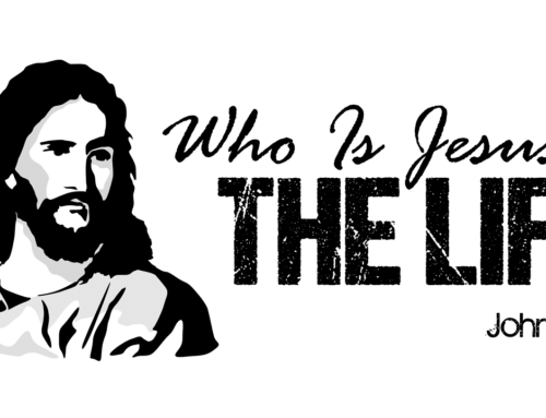 "9-16-2018 ""Who Is Jesus? The Life"" Rev. Levi Gardner"